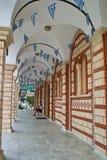 Η εκκλησία Αγίου George Asprovalta Στοκ Εικόνες