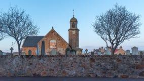 Η εκκλησία κοινοτήτων Elie Στοκ εικόνα με δικαίωμα ελεύθερης χρήσης