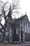 Η εκκλησία μέσα Στοκ Εικόνες