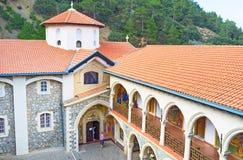 Η εκκλησία μοναστηριών Στοκ φωτογραφία με δικαίωμα ελεύθερης χρήσης