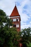 Η εκκλησία στιλβωτικής ουσίας Στοκ Φωτογραφία