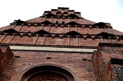 Η εκκλησία στιλβωτικής ουσίας Στοκ Εικόνα