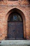 Η εκκλησία στιλβωτικής ουσίας Στοκ εικόνες με δικαίωμα ελεύθερης χρήσης