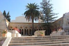 Η εκκλησία στο Jerusalém Στοκ Εικόνες