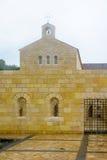 Η εκκλησία του πολλαπλασιασμού των φραντζολών και των ψαριών Στοκ Εικόνα