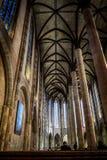 Η εκκλησία του Jacobins στην Τουλούζη Στοκ φωτογραφίες με δικαίωμα ελεύθερης χρήσης