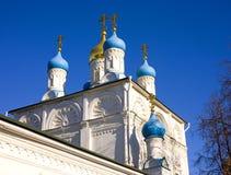 Η εκκλησία του Peter και του Paul στο στρατιώτη έξω από τη Μόσχα Στοκ εικόνες με δικαίωμα ελεύθερης χρήσης