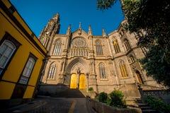 Η εκκλησία του San Juan Bautista Arucas Στοκ Εικόνες