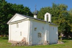 Η εκκλησία του ST Andrew Stratelates Στοκ εικόνα με δικαίωμα ελεύθερης χρήσης