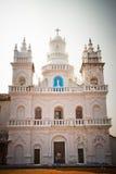 Η εκκλησία του ST Cajetan Anjuna, Goa, Ινδία Στοκ εικόνες με δικαίωμα ελεύθερης χρήσης