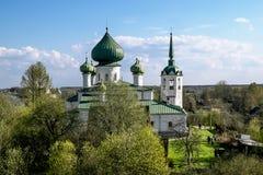 Η εκκλησία του ST John το βαπτιστικό Nativity σε Malysheva τοποθετεί στο S Στοκ Εικόνα