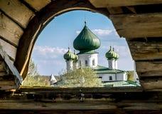 Η εκκλησία του ST John το βαπτιστικό Nativity σε Malysheva τοποθετεί στο S Στοκ Φωτογραφίες