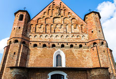 Η εκκλησία του ST Michael Στοκ φωτογραφία με δικαίωμα ελεύθερης χρήσης