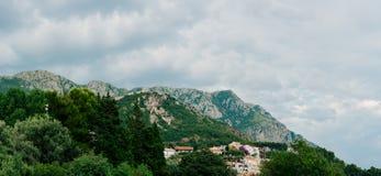 Η εκκλησία του ST Sava στο Μαυροβούνιο Στοκ Εικόνες