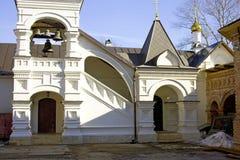 Η εκκλησία του ST Seraphim Sarov σε Medvedkovo Μόσχα Στοκ Εικόνα