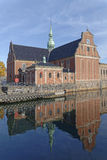 η εκκλησία Στοκ εικόνες με δικαίωμα ελεύθερης χρήσης