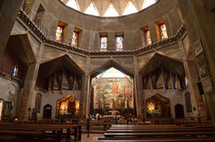 Η εκκλησία Annunciation σύνθετο Στοκ εικόνες με δικαίωμα ελεύθερης χρήσης
