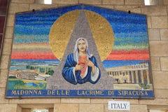 Η εκκλησία Annunciation Στοκ Φωτογραφίες