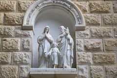 Η εκκλησία Annunciation Στοκ Εικόνα