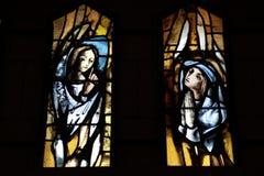Η εκκλησία Annunciation Στοκ Εικόνες