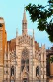 Η εκκλησία Cuore ιερών οστών, Ρώμη, Ιταλία Στοκ φωτογραφίες με δικαίωμα ελεύθερης χρήσης