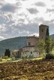 Sant'Antimo (Τοσκάνη) Στοκ Εικόνες