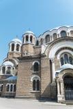 Η εκκλησία Sveti Sedmochislenitsi στη Sofia, Βουλγαρία στοκ εικόνες με δικαίωμα ελεύθερης χρήσης