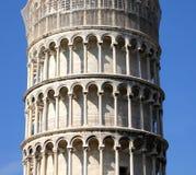 η εκμάθηση pendente Πίζα Di Λα torre υψών&epsil Στοκ Εικόνες