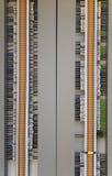 Ηλεκτρικά τερματικά και καλώδια Στοκ φωτογραφίες με δικαίωμα ελεύθερης χρήσης