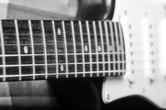 ηλεκτρικές κιθάρες Στοκ εικόνες με δικαίωμα ελεύθερης χρήσης