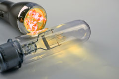 Ηλεκτρική λάμπα φωτός Στοκ εικόνα με δικαίωμα ελεύθερης χρήσης