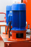 ηλεκτρική βιομηχανική μηχ& στοκ εικόνες