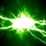 Ηλεκτρική ενέργεια διανυσματική απεικόνιση