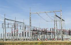 Ηλεκτρική ενεργειακή δυνατότητα Στοκ Εικόνα