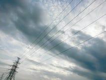 ηλεκτρική θέση Στοκ εικόνα με δικαίωμα ελεύθερης χρήσης