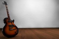 Ηλεκτρική κιθάρα κιθάρων Στοκ Εικόνα