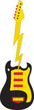 ηλεκτρική κιθάρα Στοκ Εικόνες