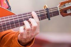 Ηλεκτρική κιθάρα Oud λαγούτων Στοκ φωτογραφίες με δικαίωμα ελεύθερης χρήσης