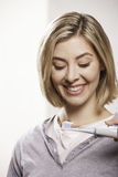 Ηλεκτρική οδοντόβουρτσα Στοκ φωτογραφίες με δικαίωμα ελεύθερης χρήσης