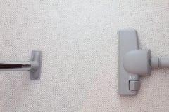 Ηλεκτρική σκούπα Στοκ φωτογραφίες με δικαίωμα ελεύθερης χρήσης