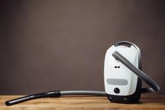 Ηλεκτρική σκούπα Στοκ εικόνα με δικαίωμα ελεύθερης χρήσης