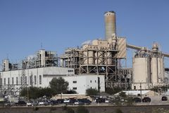 Ηλεκτρική δύναμη του Tucson, Αριζόνα στοκ εικόνα