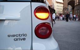 ηλεκτρικός έξυπνος ρυθμ&io Στοκ Εικόνες