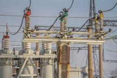 ηλεκτρικός εξοπλισμός η& Στοκ Εικόνα