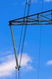 ηλεκτρικός μονωτής Στοκ φωτογραφίες με δικαίωμα ελεύθερης χρήσης