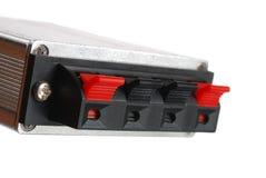 Ηλεκτρικός συνδετήρας Στοκ φωτογραφία με δικαίωμα ελεύθερης χρήσης