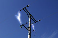 ηλεκτρικός Στοκ φωτογραφία με δικαίωμα ελεύθερης χρήσης