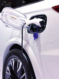 Ηλεκτρικό πρωτότυπο οχημάτων Στοκ Εικόνα