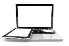 Ηλεκτρονικές συσκευές Στοκ εικόνα με δικαίωμα ελεύθερης χρήσης