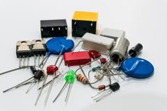 Ηλεκτρονικές συσκευές Στοκ φωτογραφία με δικαίωμα ελεύθερης χρήσης